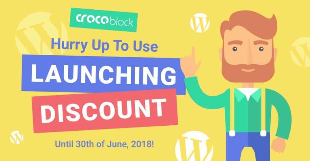 Hurry Up to Save the Discounted Price for CrocoBlock